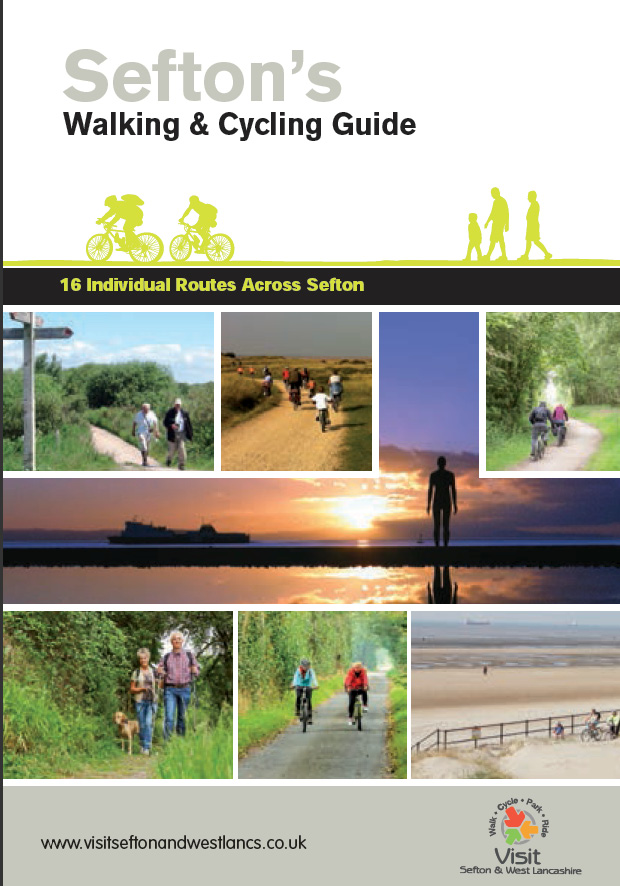 Image of Sefton's Walking & Cycling Guide
