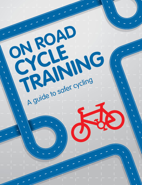 Image of On Road Cycle Training Guide