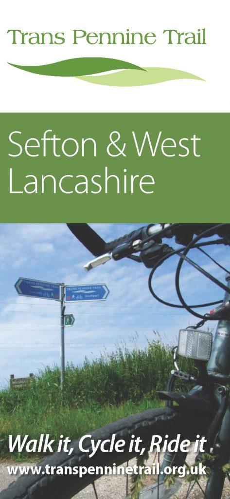 Image of Sefton & West Lancs TPT leaflet